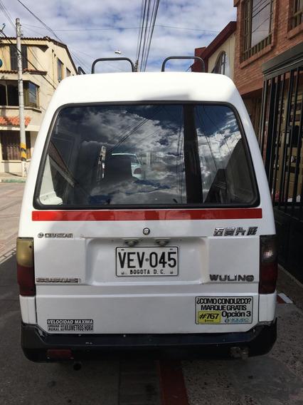 Wuling Van 2008