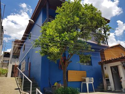 Casa Para Venda - Jd Novo Embu - (centro) Embu Das Artes - 256 - 33614112