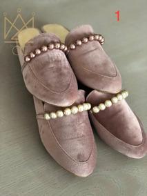 Zapatos Flats Sleepers Alpargatas Velvet Varios Modelos