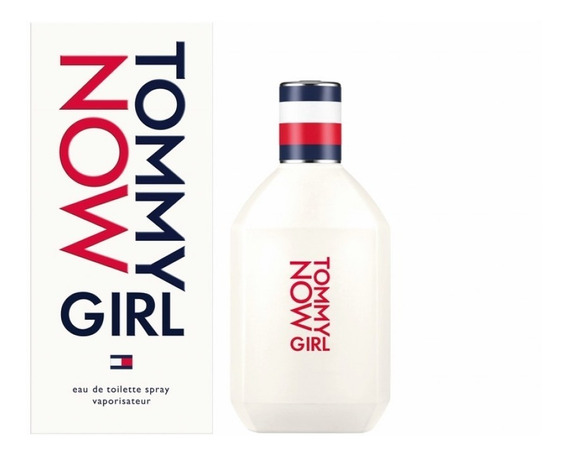 Perfume Tommy Now Girl Eau De Toilette 100ml Feminino