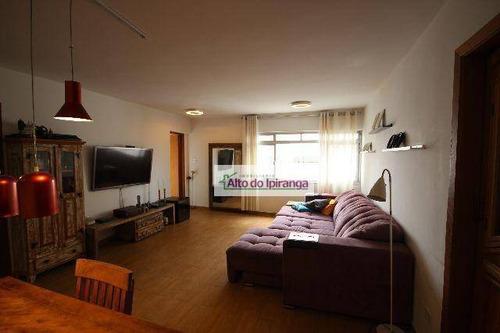 Apartamento Com 2 Dormitórios À Venda, 83 M² Por R$ 820.000,00 - Vila Mariana - São Paulo/sp - Ap3231