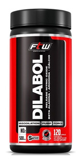 Dilabol Ftw No2 Vasodilatador - 120 Cáps