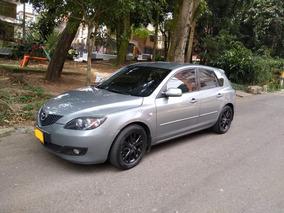 Mazda 3 Hb Gris Neptuno Excelente Estado, Papeles Al Día