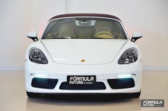 Porsche Boxster 718 S