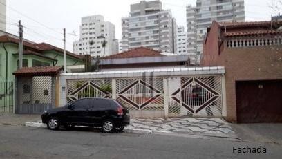 Casa Com 3 Dormitórios À Venda, 318 M² Por R$ 2.300.000 - Mooca - São Paulo/sp - Ca0689