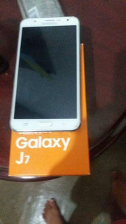 Celular Samsung Galaxy J7 Original, Com Todos Os Acessórios.
