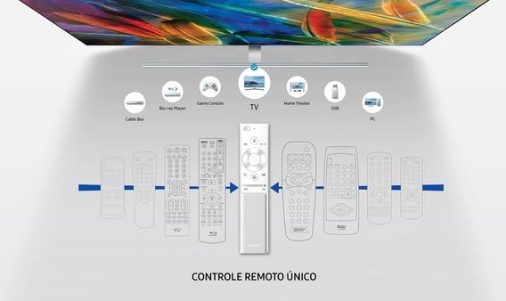 Tv 65 Samsung 4k Qled Q7f (a Versão Mais Top De Todas) Uhd