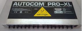 Compressor Behringer Autocom -pro Xl Mdx-1600