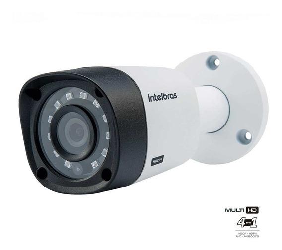 Camera Intelbras Ful Hd Infra 20m 1080p Vhd 1220b G4 3,6mm
