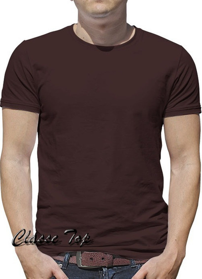Camisetas Masculinos Tamanhos Grandes Kit C/ 8