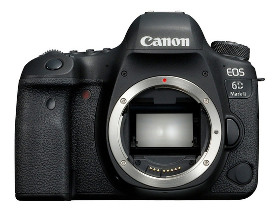 Câmera Canon Eos 6d Ii Full Frame (somente Corpo)