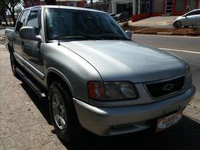 Chevrolet S10 4.3 Dlx 4x2 Cd V6 12v Gasolina 4p Manual