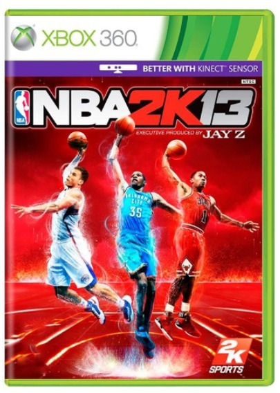 Nba 2k13 Xbox 360 Original Frete R$12