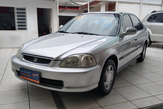 Civic Sedan Ex 1.6 16v