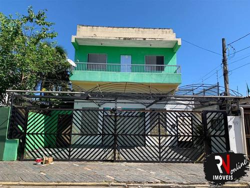 Casa, Guilhermina, Praia Grande - R$ 1 Mi, Cod: 1674 - Rno1674