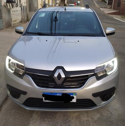 Imagem 1 de 8 de Renault Sandero 2021 1.0 Zen 12v 5p