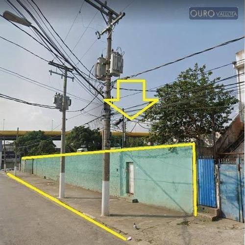 Terreno Com 1200m² - Te 210203n - Te0251