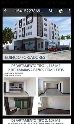 Venta Y Renta De Departamentos En San Pedro Cholula Puebla