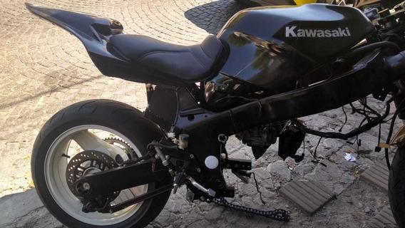 Kawasaki Zz R1100