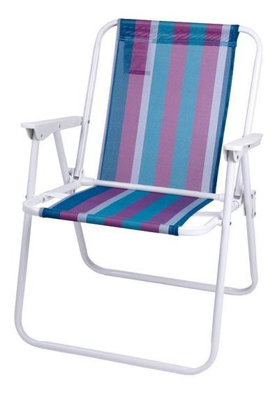 Cadeira De Azul E Roxo - A/casa