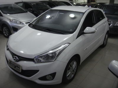 Hyundai Hb20 Premium 1.6 Flex 2013 Automático