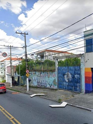 Terreno À Venda, 957 M² Por R$ 4.000.000,00 - Tucuruvi - São Paulo/sp - Te0411