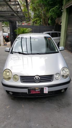 Volkswagen Polo Sedan 2005 1.6 Completo