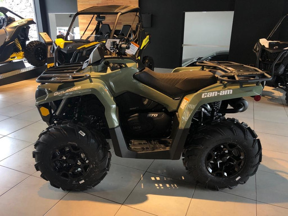 Can Am Outlander L Pro 570 Cuotas En Pesos Sin Interes