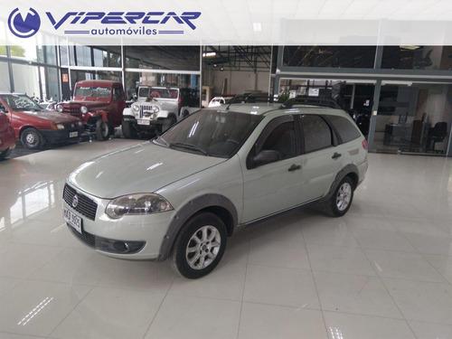 Fiat Palio Weekend 1800 Y 48 Cuotas En Pesos 1.4 2010