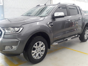 Ford Ranger 3.2 Cd Limited Manual 4x4 2019 Gris Oportunidad