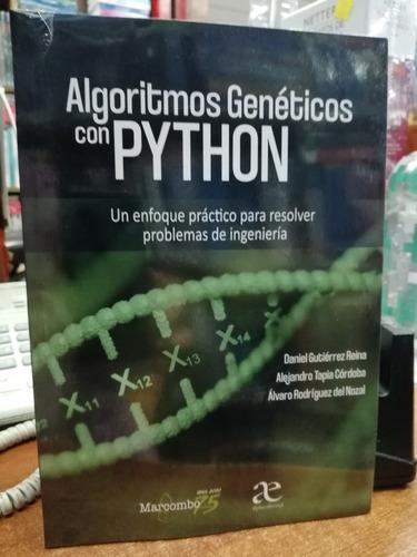 Algoritmos Genéticos  Con Python Un Enfoque