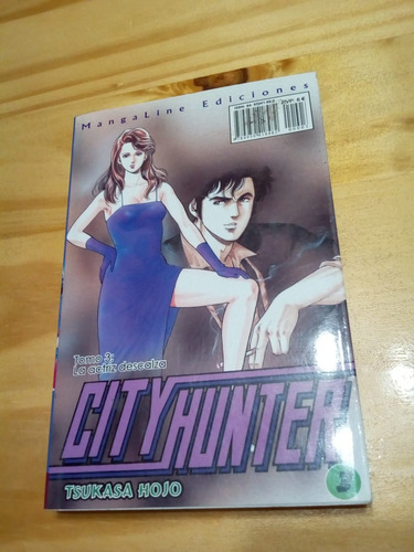 City Hunter 3 - Hojo - Mangaline 2004 - U