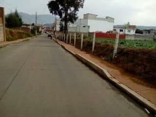 Lote Centrico De 200m2 Sobre Calle Principal