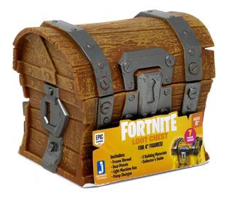 Fortnite Cofre Con 7 Accesorios