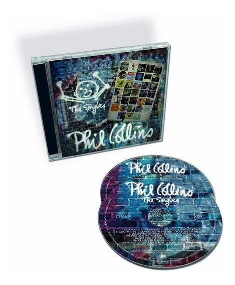 Phil Collins The Singles 2 Cd Nuevo Cerrado Original Stock
