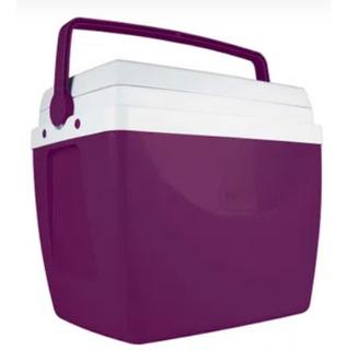 Caixa Térmica Cooler 34 L Mor C/ Alça Cerveja Água Alimentos