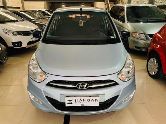 Hyundai I10 1.2 Gls 2013 100% Financiado Hangar Motors