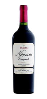 Vino Nicasia Bodega Catena Zapata Red Blend Malbec