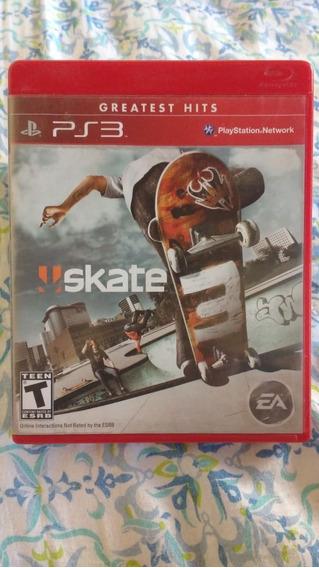 Skate 3(leia) - Mídia Física - Ps3