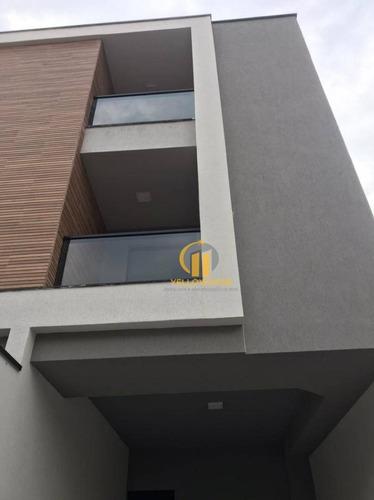 Imagem 1 de 19 de Sobrado 2 Dormitórios Sendo 2 Suítes E 2 Vagas , Cangaiba -são Paulo/sp - So0069