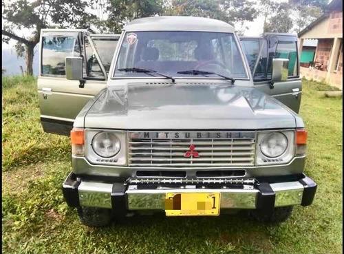 Mitsubishi Montero 1991 2.6 L047 Wagon