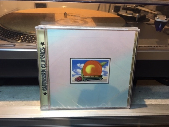 The Allman Brothers - Eat The Peach - Cd Made In Usa