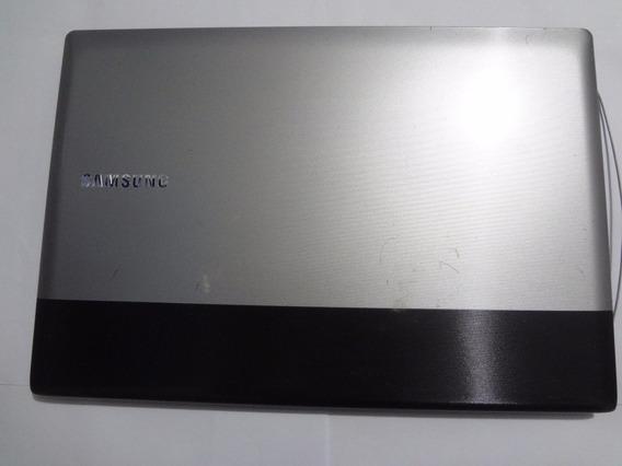 Carcaça Tampa Da Tela Samsung Rv411 Rv415 Rv419 Rv420 Séries