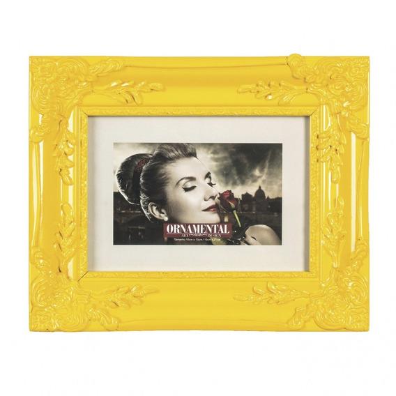 Porta Retrato Retangular 1.06 Classic Santa Luzia Bhwt