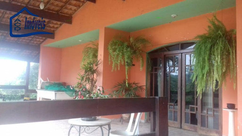 Chácara Residencial À Venda, São Domingos, Arujá. - Ch0032
