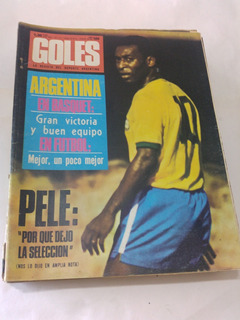 Goles 1176 Pele Santos Brasil Arsenal 3 Tempeley 0