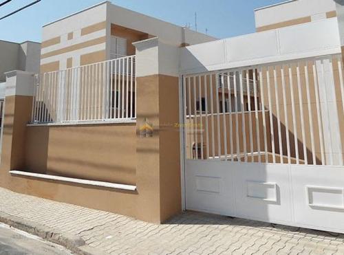 Casa Em Condomínio Assobradada Para Venda No Bairro Penha De França, 3 Dorm, 1 Suíte, 2 Vagas, 132 M - 4801