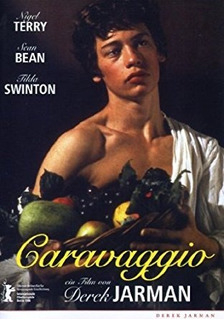 Caravaggio Dvd Pelicula Sean Bean Pal Region 2 Drama Import