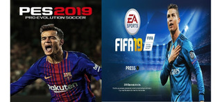Combo Fifa 19, (pes 2019) Pc Español / Entrega Inmediata