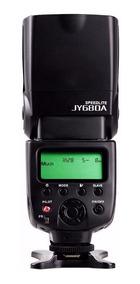 Flash Viltrox Jy680a Para Canon Nikon Olympus Pentax Etc
